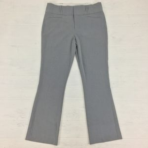Women's Grey Gray Dress Pants Career Work Pants